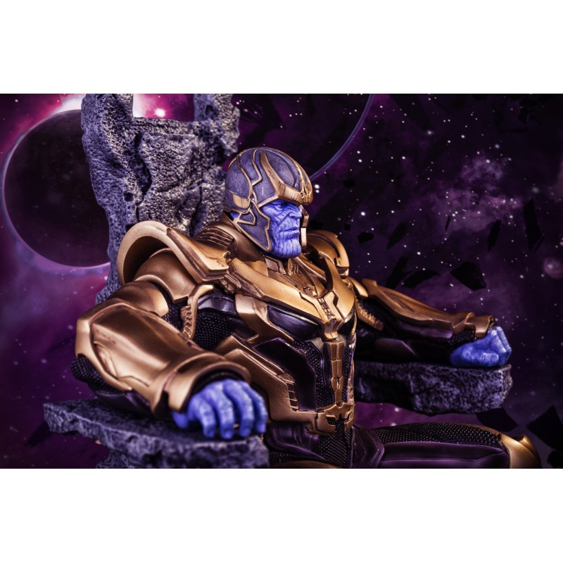 Guardiões da Galáxia: Thanos Art Scale 1/10 - Iron Studios