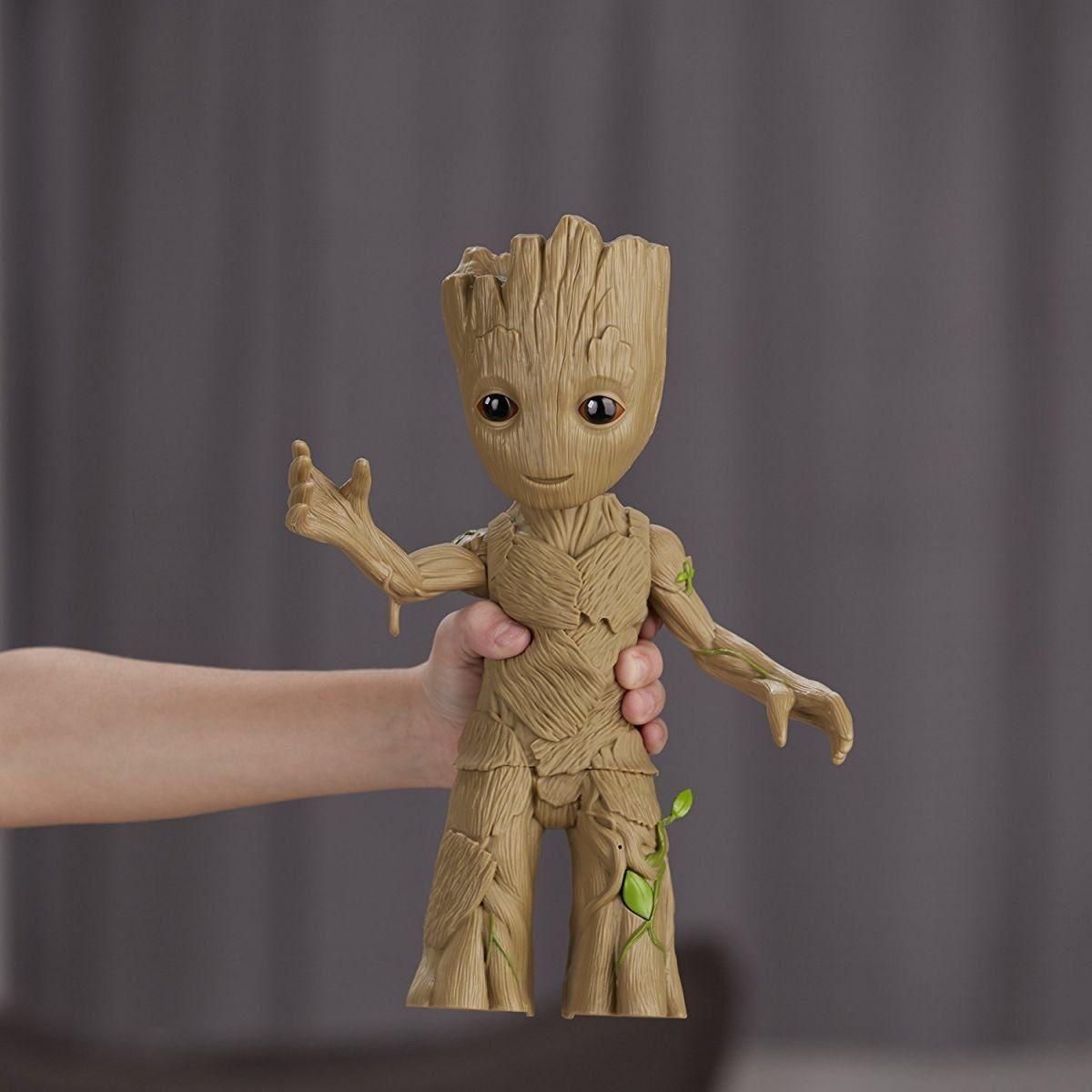 Boneco Groot Dançante: Guardiões da Galáxia Vol. 2 - Hasbro