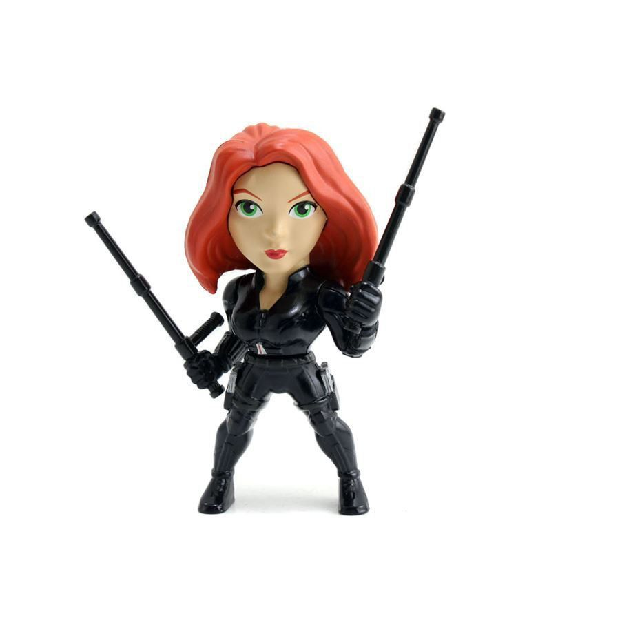 Guerra Civil: Black Widow Metals Die Cast - DTC