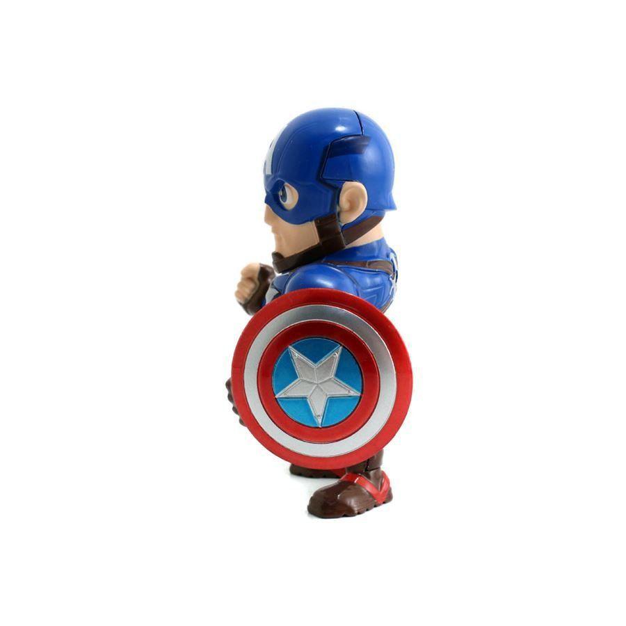 Guerra Civil: Capitão América Metals Die Cast (M45) - DTC