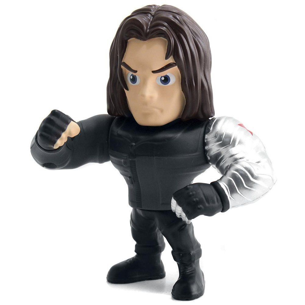 Guerra Civil: Winter Soldier Metals Die Cast (M49) - DTC