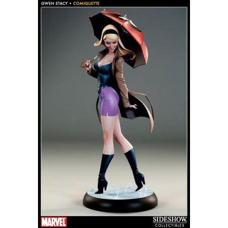 Gwen Stacy Polystone Statue - Sideshow