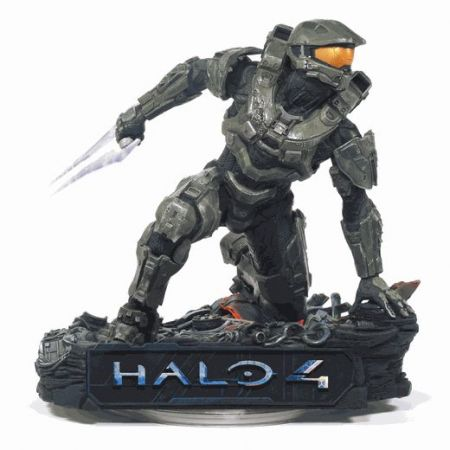 Halo 4 Master Chief Statue - McFarlane
