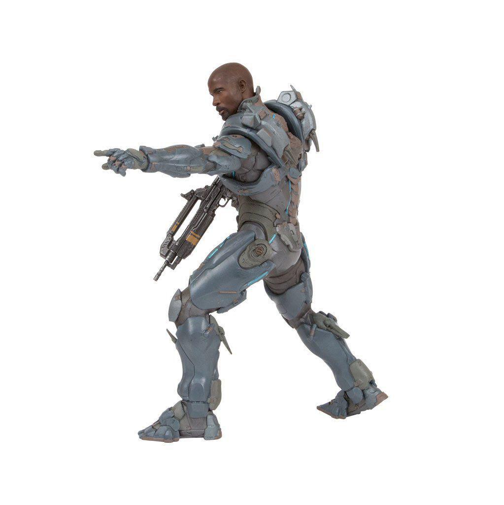 Boneco Halo 5 Guardians: Spartan Locke Exclusivo- McFarlane ( 30cm Alt )