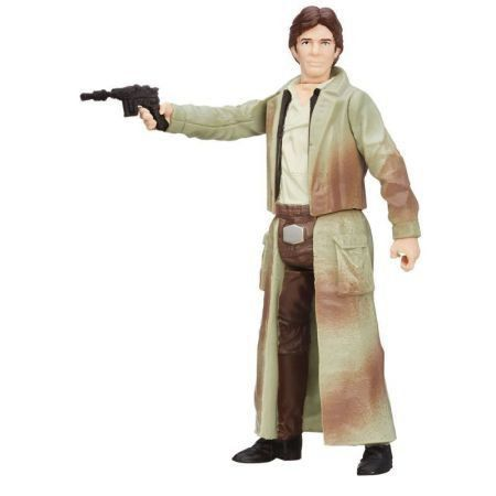 Han Solo (Endor) Star Wars Rebel - Hasbro