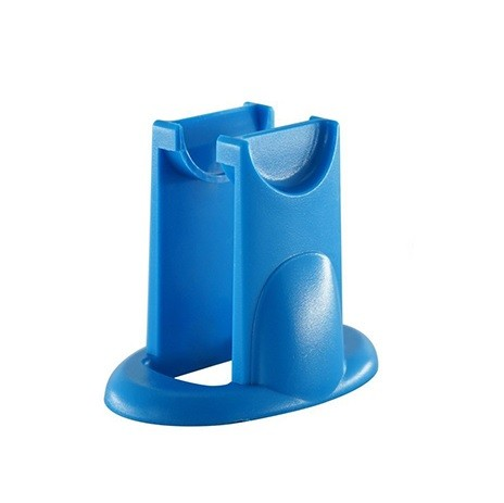 Hand Spinner Holder (Suporte) Azul - Rolamento Anti Estresse Fidget Hand Spinner