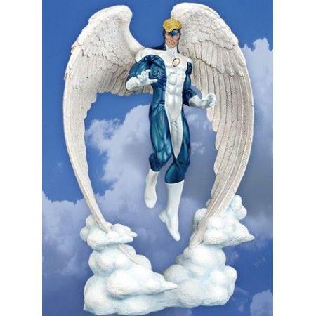 Hard Hero Exclusive Statue Blue Angel - Hard Hero
