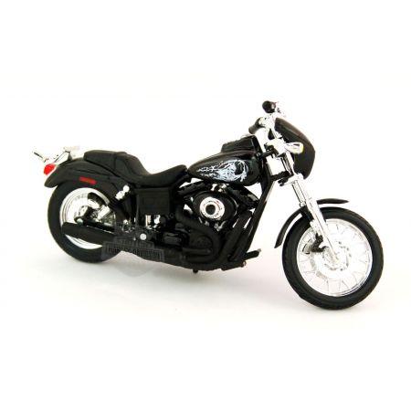 Harley Davidson 2003 Dyna Super Glide Sport Jackson Jax Teller Sons Of Anarchy 1:18 - Maisto
