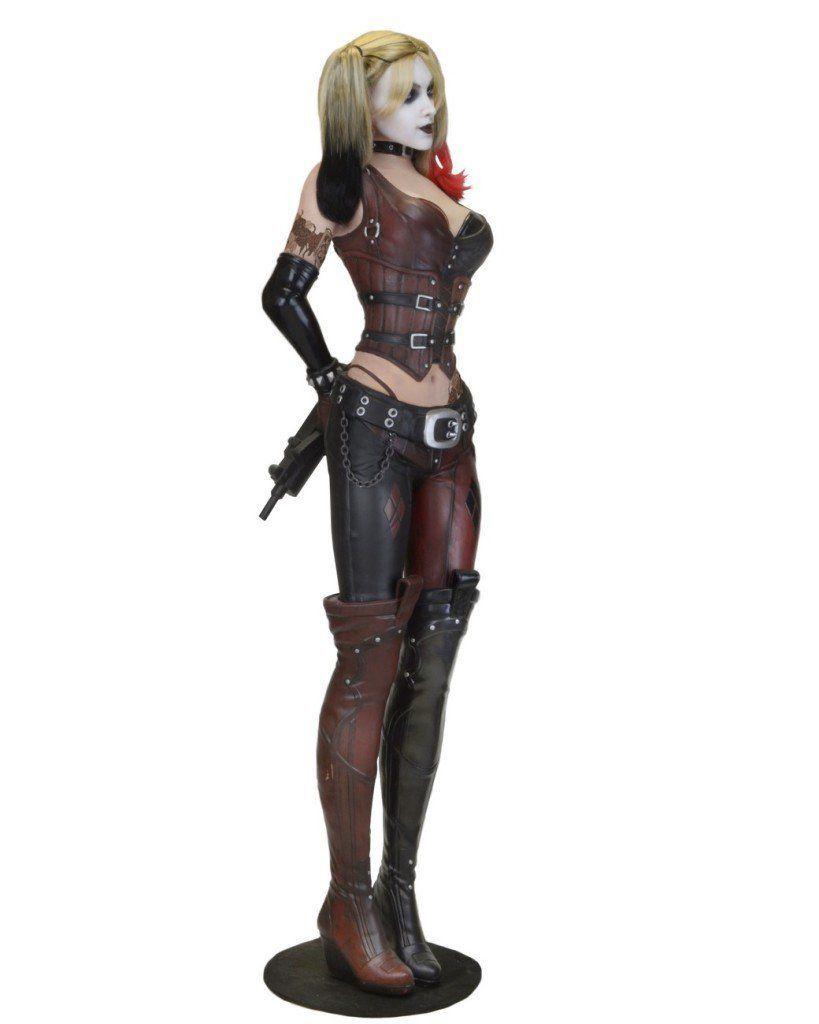 Harley Quinn Foam Réplica Life Size Escala 1/1 - Neca