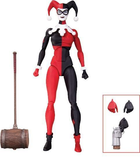 Harley Quinn No Man's Land DC Icons - DC Collectibles
