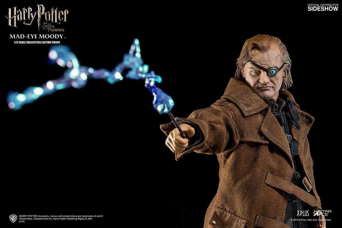 """Boneco Alastor """"Olho-Tonto"""" Moody: Harry Potter e a Ordem da Fênix Escala 1/6 - Star Ace"""