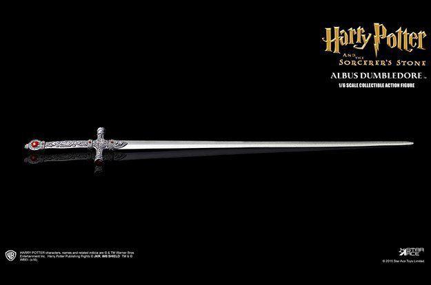 Boneco Albus Dumbledore: Harry Potter e a Pedra Filosofal 1/6 - Star Ace (Apenas Venda Online)