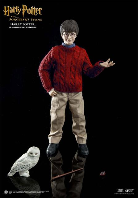 Harry Potter e a Pedra Filosofal Casual Wear Escala 1/6  - Star Ace