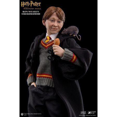 Harry Potter e a Pedra Filosofal: Rony Weasley Escala 1/6  - Star Ace