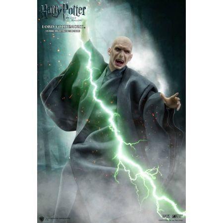 Harry Potter e as Reliquias da Morte: Lord Voldemort Escala 1/6 - Star Ace