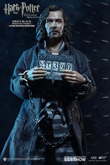 Harry Potter e o Prisioneiro de Azkaban: Sirius Black Escala 1/6 - Star Ace