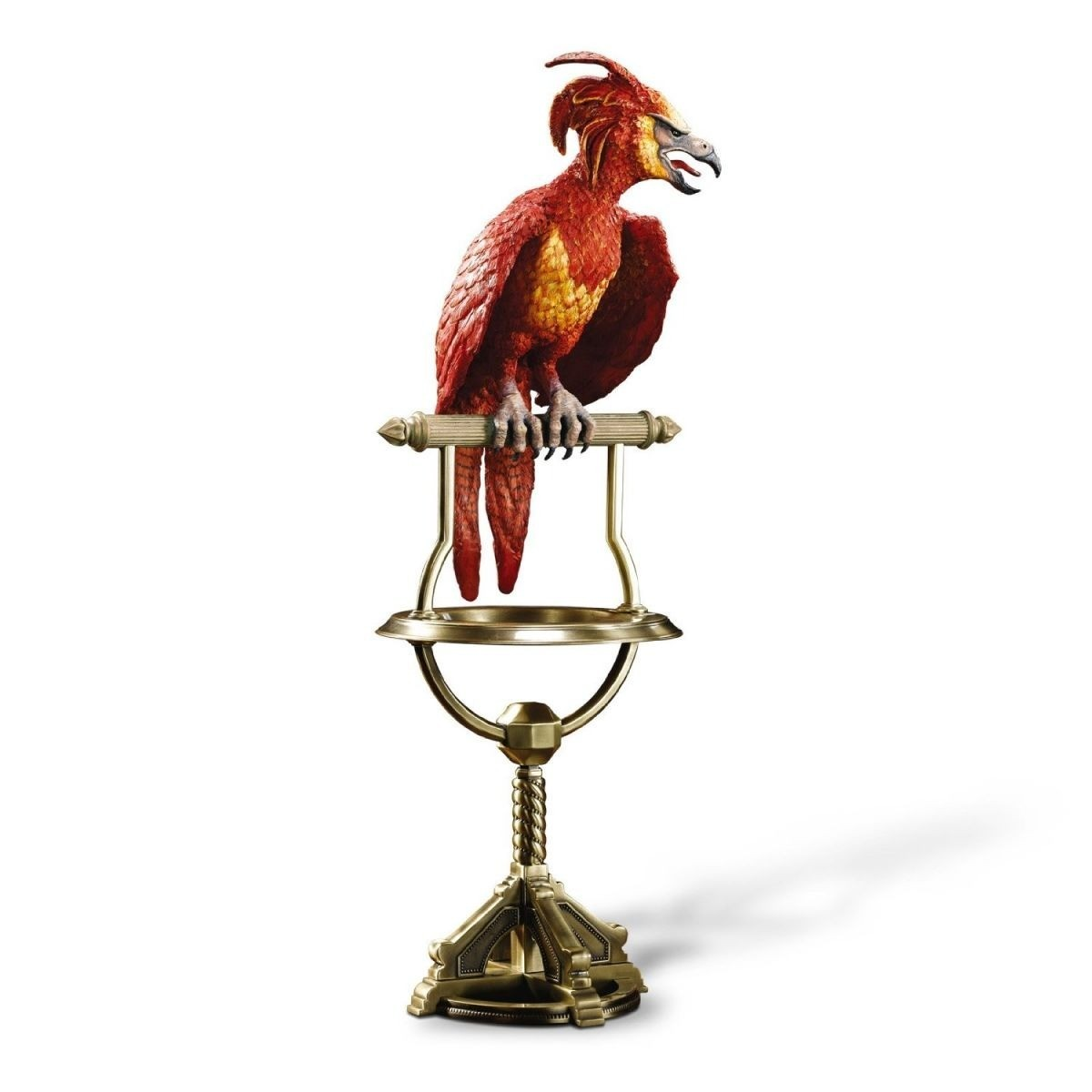 Harry Potter: Fenix Fawkes Escala 1/4 - Noble Collection
