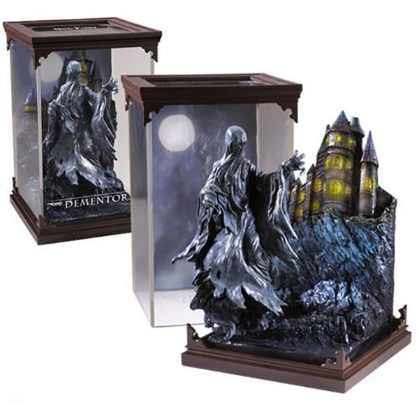 Estátua Dementador (Dementor): Harry Potter Criaturas Mágicas (Magical Creatures) - Noble Collection