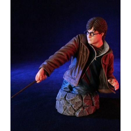 Harry Potter Mini Bust Harry Potter Deathly Hallows - Gentle Giant