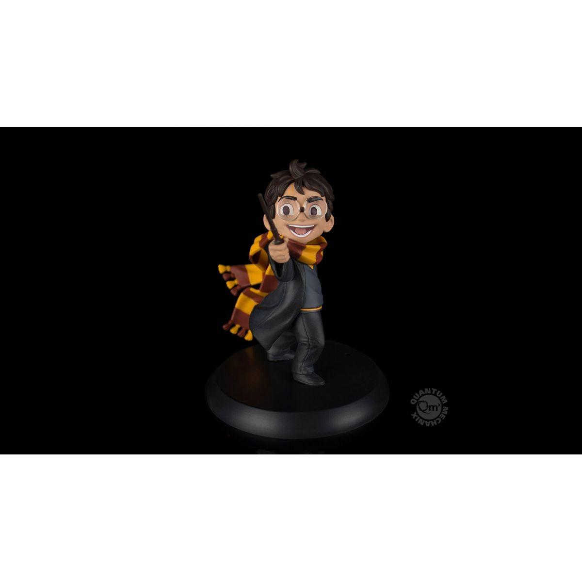 Estátua Harry Potter: Harry Potter Q-Fig - Quantum Mechanix