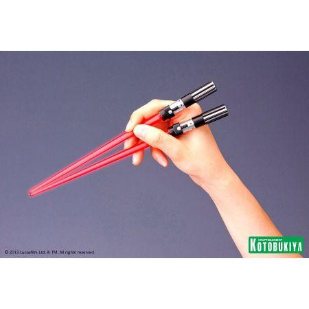 Hashi Lightsaber Chopsticks Darth Vader Light Up Version - Kotobukiya