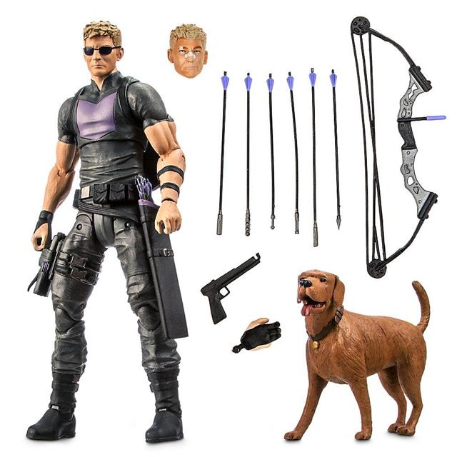 Hawkeye Marvel Select - Diamond Select