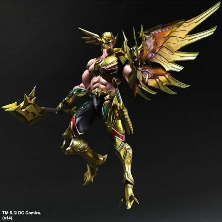 Hawkman Variant Dc Comics - Play Arts