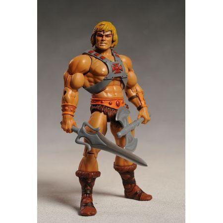 Action Figure He-Man: Mestres Do Universo Clássico Masters of The Universe Classics - Mattel