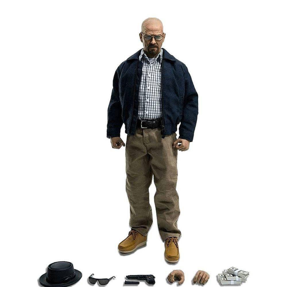 Boneco Heisenberg: Breaking Bad Escala 1/6 - Threezero