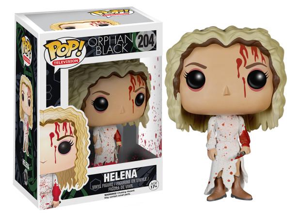 Pop Helena: Orphan Black #204 - Funko