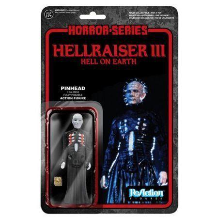 Hellraiser III Pinhead - ReAction Figures