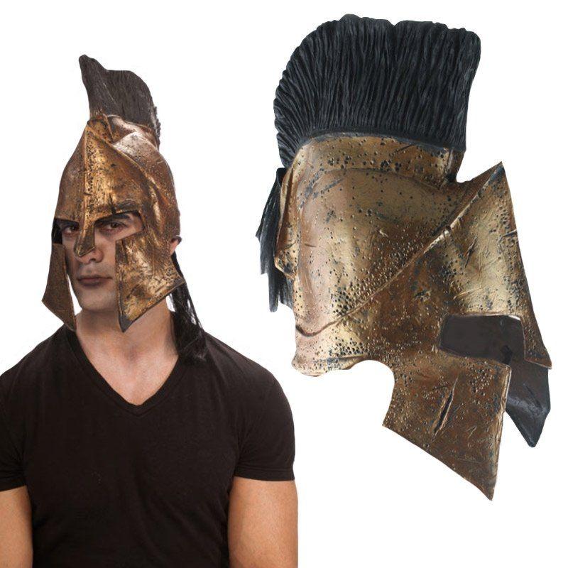 Helmet King Leonidas: 300 - Rubies