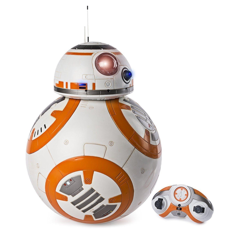 EM BREVE: Hero Droid BB-8: Star Wars VIII Os Últimos Jedi (The Last Jedi) - Spin Master