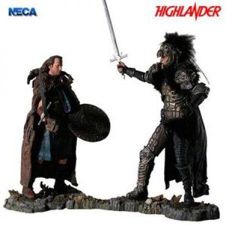 Highlander Medieval Box Set - Neca
