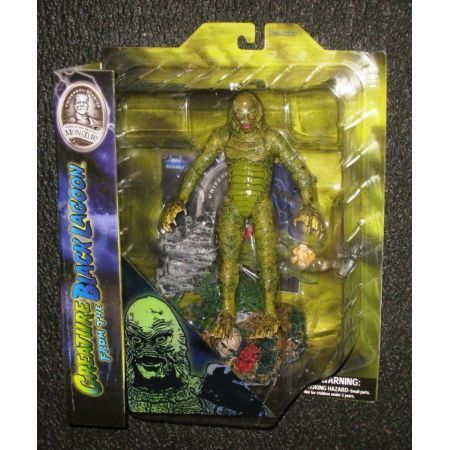 Home of the Original Monsters Creature from the Black Lagoon - Diamond Select