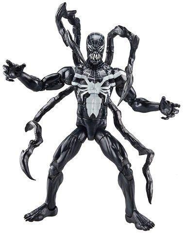Homem Aranha Marvel Legends: Superior Venom -  Rhino Baf