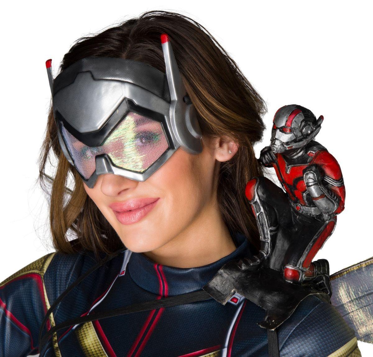 Homem-Formiga (Acessório de Ombro): Homem-Formiga e a Vespa (Ant-Man and The Wasp) - Rubies Costume - CD