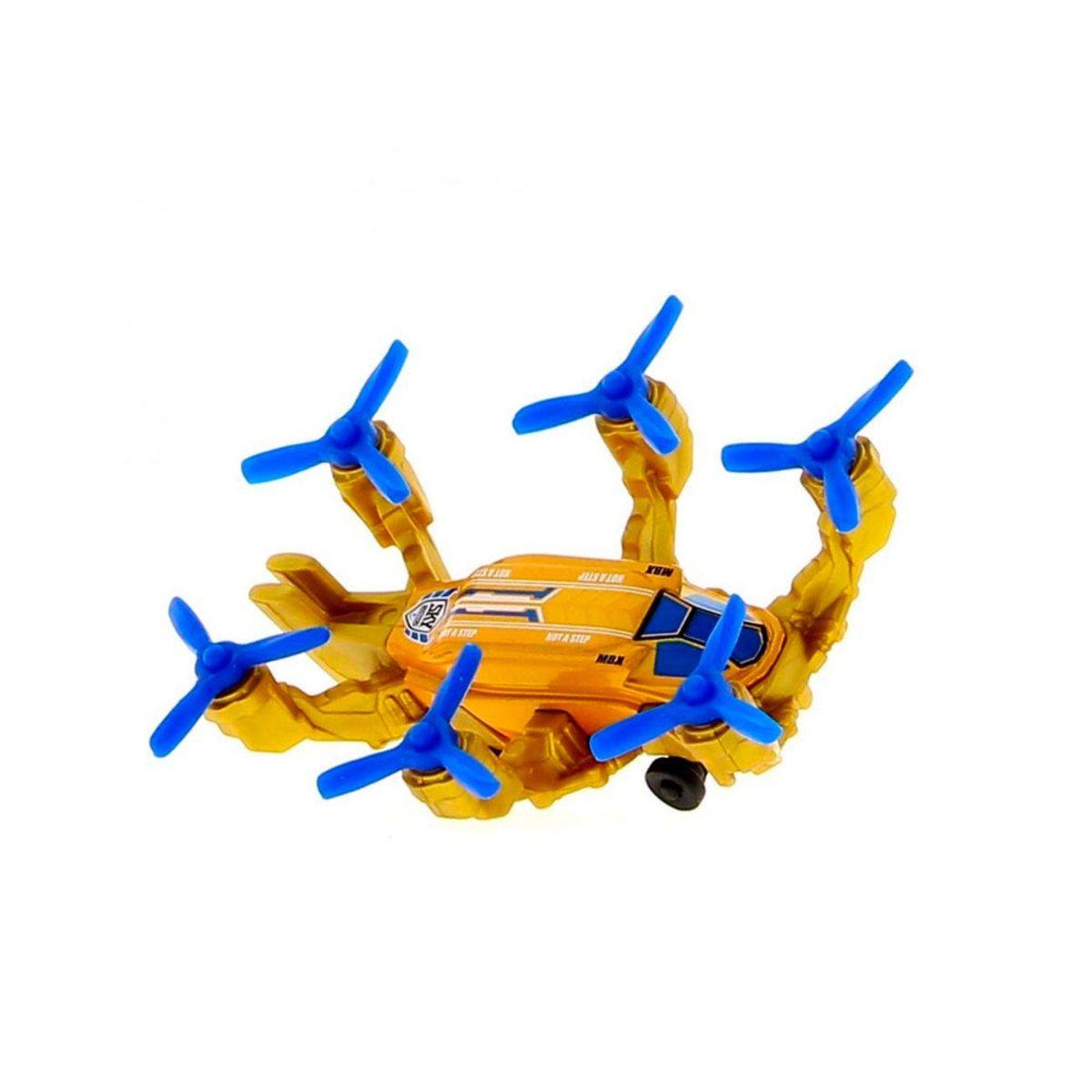 Hot Wheels Aviões Skybusters: Skyclone - Mattel