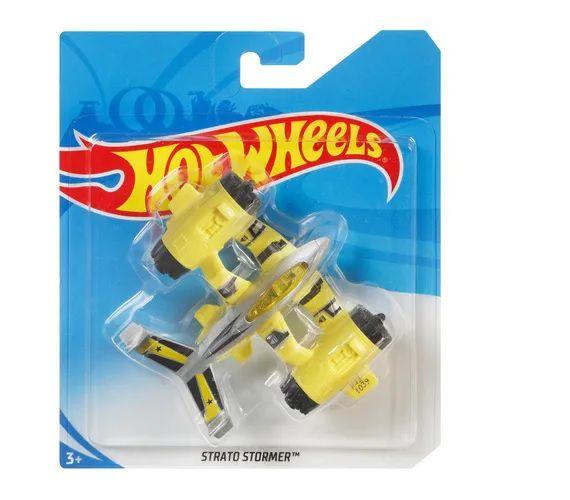 Hot Wheels Aviões Skybusters: Strato Stormer - Mattel
