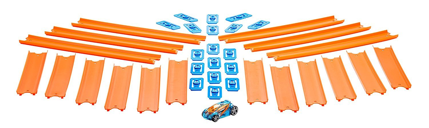 Hot Wheels Conjunto Carro e Pista - Mattel