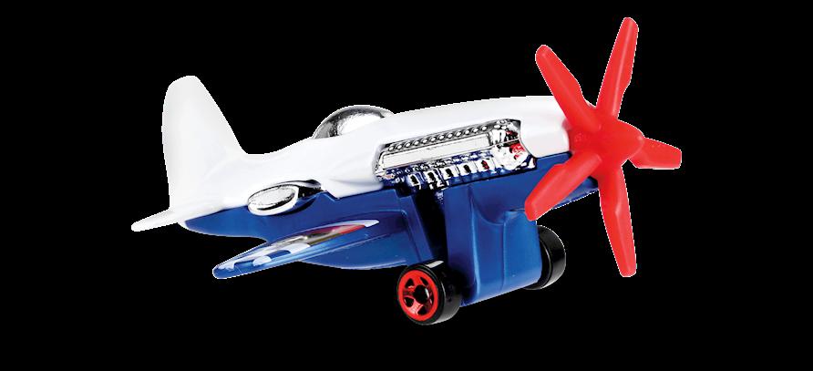 Hot Wheels Mad Propz (KE962) - Mattel