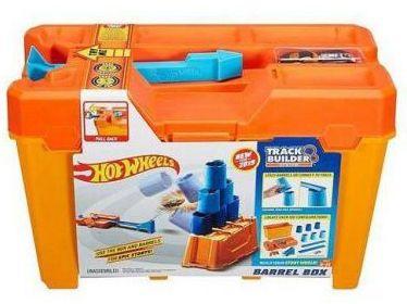 Hot Wheels Track Builder System: Caixa de Obstáculos - Mattel
