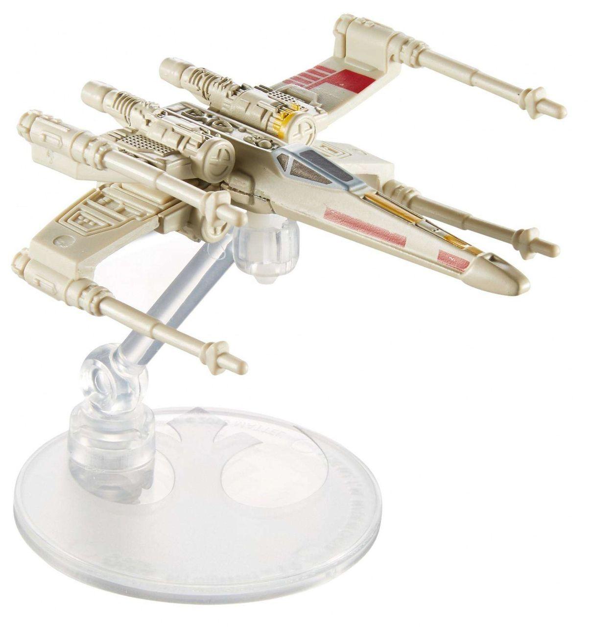 Hot Wheels X-Wing Fighter Red Five Vehicle: Star Wars - Mattel (Apenas Venda Online)