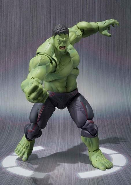 Hulk Age Of Ultron S.H. Figuarts - Bandai (Produto Exposto)