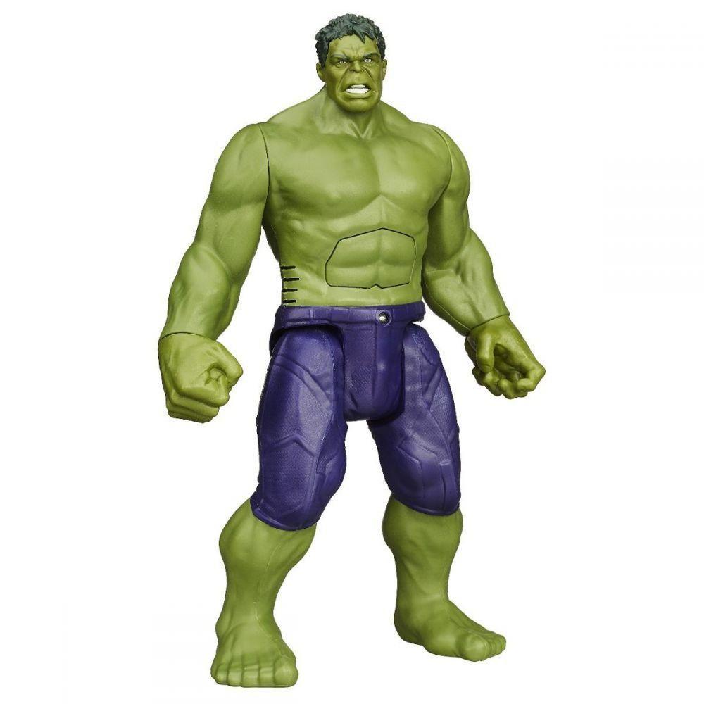 """Hulk Vingadores 2 Era de Ultron 12"""" Titan Hero Tech - Hasbro"""