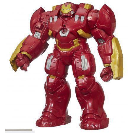 Hulkbuster Avengers Figura  Eletrônica - Hasbro