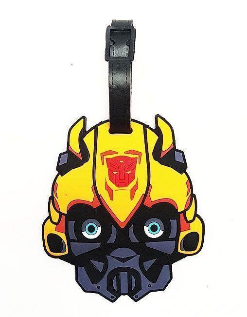 Identificador para Mala (Luggage Tag) Bumblebee: Transformers