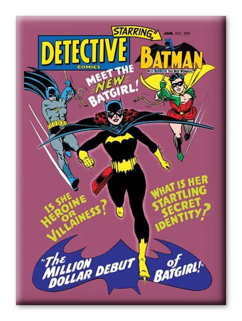 Imã DC Comics Batgirl