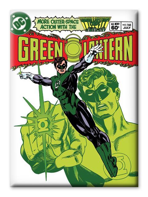 Imã DC Comics Lanterna Verde Capa