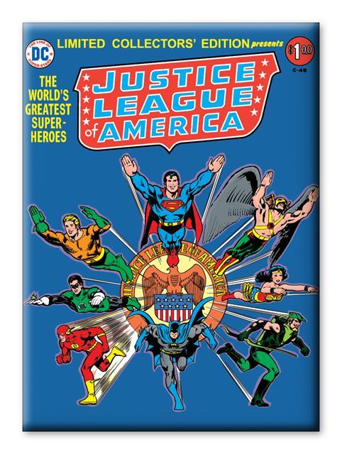 Imã DC Comics Liga da Justiça 2